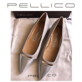 PELLICO - 57200円⭐︎雑誌掲載 ペリーコ ANELLI  フラットシューズ 新品 23