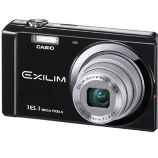 CASIO - デジカメ(Exilim EX-ZS6 BK)超美品