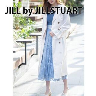 ジルバイジルスチュアート(JILL by JILLSTUART)の【新品タグ付き】JILL by JILLSTUART マルチウェイトレンチ (トレンチコート)