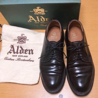Alden - 【美品】オールデン990C コードバン 定価138,600円