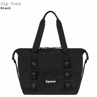 Supreme - 新品!Supreme Zip Tote Bag Black