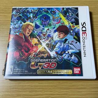 ニンテンドー3DS - 任天堂3DS SDガンダム ジージェネレーション 3D