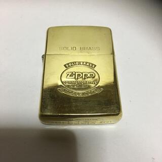 ジッポー(ZIPPO)のZIPPO  ブラス(タバコグッズ)