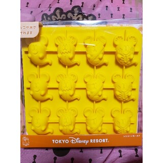 Disney - ディズニー ハロウィン シリコンモールド おばけミッキー チョコ 氷