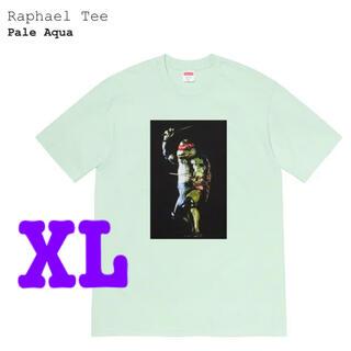シュプリーム(Supreme)のSupreme Raphael Tee XL(Tシャツ/カットソー(半袖/袖なし))