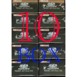 ユウギオウ(遊戯王)の新品未開封 10BOX 遊戯王 プリズマティックアートコレクション (Box/デッキ/パック)