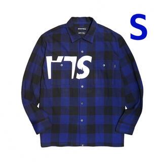 シー(SEA)のGOD SELECTION XXX WIND AND SEA ネルシャツ シャツ(シャツ)