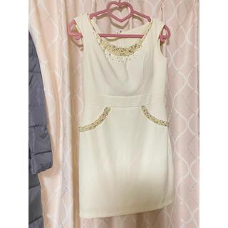 EmiriaWiz - 新品 ホワイト ミニドレス キャバドレス ワンピース