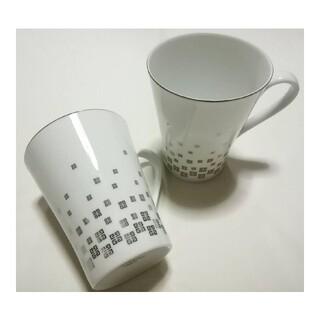 ジバンシィ(GIVENCHY)のGIVENCHYペアマグカップ★未使用品(食器)