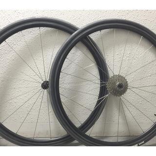 フジバイクス(FUJI BIKES)のFuji custom super alloy wheel(パーツ)
