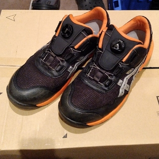 asics - asics 安全靴 26.5センチ