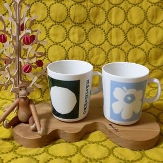 marimekko - marimekko  Co-created マグカップ 2個セット