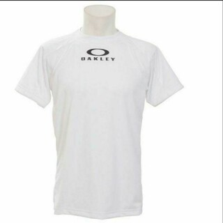 オークリー(Oakley)の【新品S】OAKLEY 半袖 Tシャツ(ウエア)