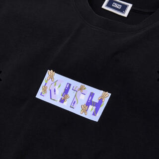 SUPERWAXX FOR KITH CLASSIC LOGO L/S TEE(Tシャツ/カットソー(七分/長袖))