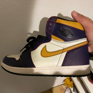 ナイキ(NIKE)のAir Jordan 1 Retro High OG LA to Chicago(スニーカー)