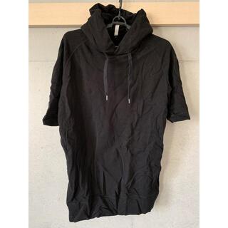 アタッチメント(ATTACHIMENT)のアタッチメント フーディーカットソー(Tシャツ/カットソー(半袖/袖なし))
