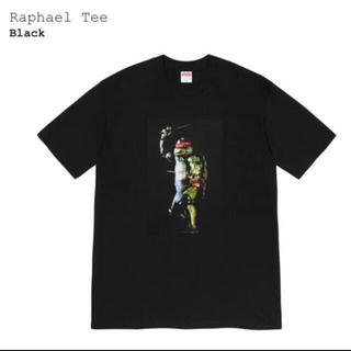 シュプリーム(Supreme)のsupreme タートルズ 黒M 新品(Tシャツ(半袖/袖なし))