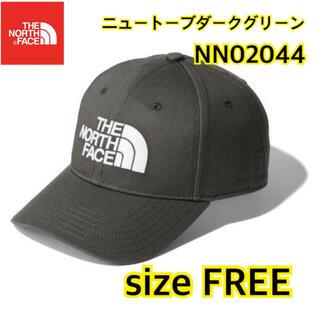 THE NORTH FACE - 【新品】THE NORTH FACE ノースフェイス キャップ 帽子 グリーン