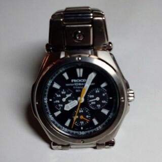 アルバ(ALBA)のSEiKO  ALBA  チタン、ソーラ(腕時計(アナログ))