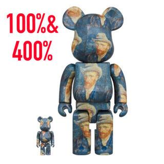メディコムトイ(MEDICOM TOY)の【100%&400%】BE@RBRICK Van Gogh Museum(フィギュア)