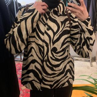 Santa Monica - used zebra ジャケット