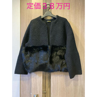 Drawer - ドゥロワー ジャケット コート