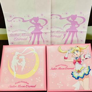 セーラームーン(セーラームーン)のセーラームーン コンパクト チョコ 全2種 コンプ バレンタイン(菓子/デザート)