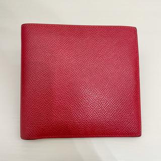 Hermes - エルメス レザー タレス MC2 二つ折り財布