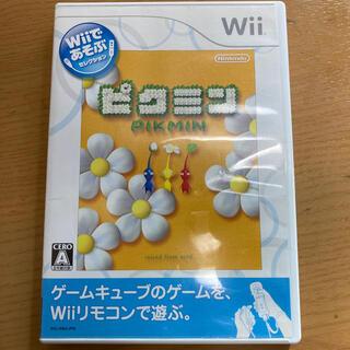 ニンテンドウ(任天堂)のWiiであそぶ ピクミン Wii(家庭用ゲームソフト)