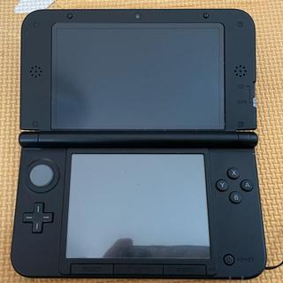 ニンテンドー3DS - 3DS LL ブラック 黒
