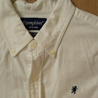 ジムフレックス(GYMPHLEX)のささき様専用ジムフレックス白シャツ(シャツ/ブラウス(長袖/七分))