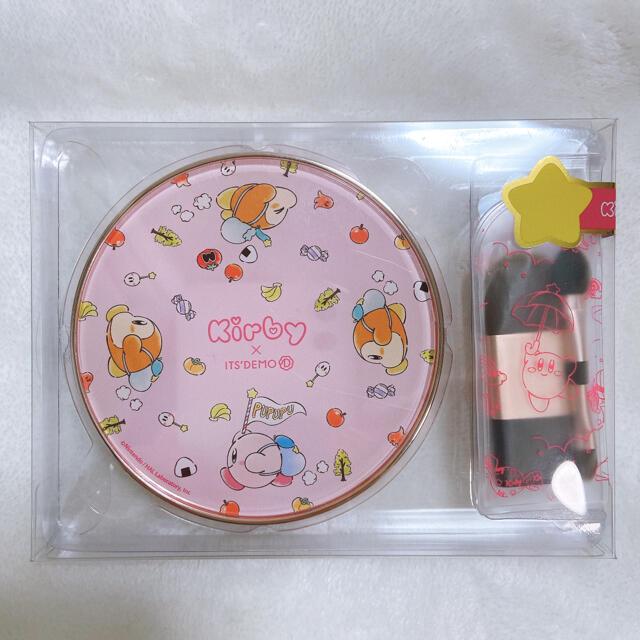 ITS'DEMO(イッツデモ)のカービィ マルチパレット アイシャドウ コスメ/美容のベースメイク/化粧品(アイシャドウ)の商品写真