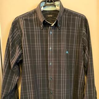 BURBERRY BLACK LABEL - BUBBERY バーバリーブラックレーベル ドレスシャッツ シャツ ワイシャツ