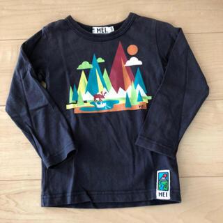 エムイーアイリテールストア(MEIretailstore)のMEI ロンT 長袖 トップス 95cm 100cm(Tシャツ/カットソー)