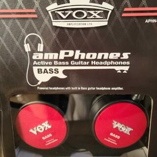 ヴォックス(VOX)のvox vass ヘッドフォン ギターアンプ(ギターアンプ)
