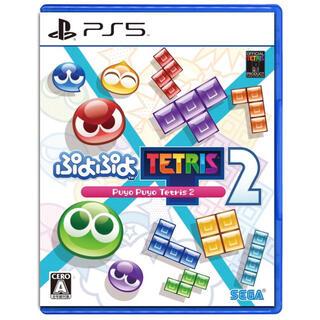 プレイステーション(PlayStation)のぷよぷよテトリス2 PS5 早期購入特典付き(家庭用ゲームソフト)