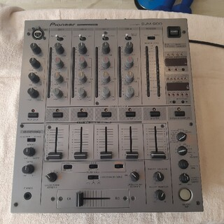 Pioneer DJM600 ミキサー(DJミキサー)