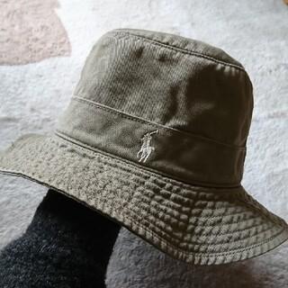 ポロラルフローレン(POLO RALPH LAUREN)のRalph Lauren  帽子 ☆最終お値下げ☆(ハット)