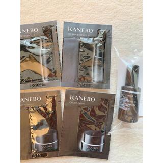 カネボウ(Kanebo)のカネボウ 化粧水2種 クリーム2種(サンプル/トライアルキット)