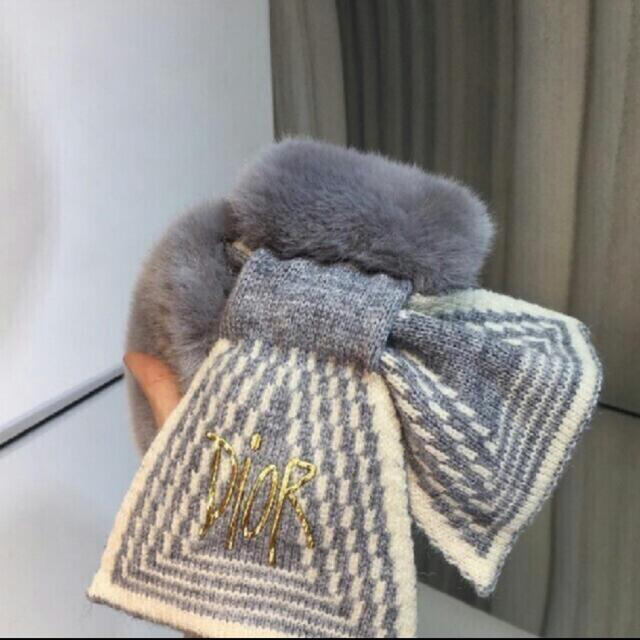 Dior(ディオール)のDior マフラー レディースのファッション小物(マフラー/ショール)の商品写真