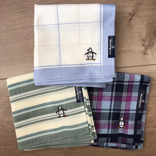 マンシングウェア(Munsingwear)のマンシングウェア ハンカチ(ハンカチ/ポケットチーフ)