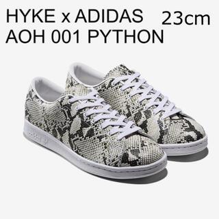 ハイク(HYKE)のHYKE adidas AOH 001 PYTHON STAN SMITH(スニーカー)