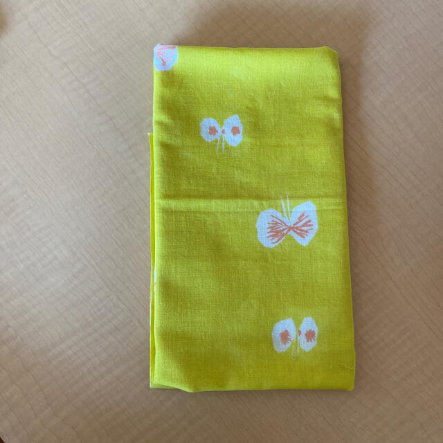 mina perhonen(ミナペルホネン)のお値下げ。ミナペルホネン  手ぬぐい レディースのファッション小物(ハンカチ)の商品写真