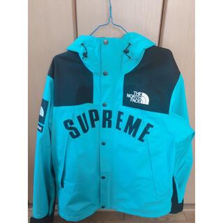 シュプリーム(Supreme)のSupreme TNF arc logo mountain parka(マウンテンパーカー)