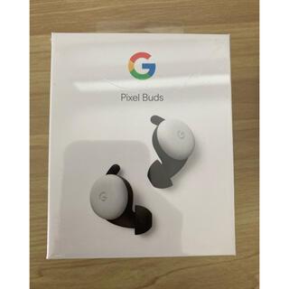 グーグルピクセル(Google Pixel)のGoogle pixel buds Bluetoothイヤホン(ヘッドフォン/イヤフォン)