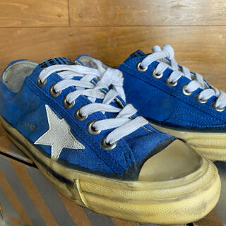 GOLDEN GOOSE - [新品]GOLDEN GOOSE V-STAR 2