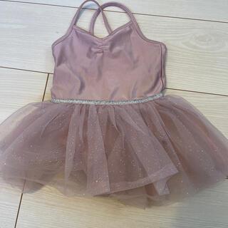 エイチアンドエム(H&M)の女の子 バレエ レオタード 100(ダンス/バレエ)