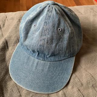 アーバンリサーチ(URBAN RESEARCH)のアーバンリサーチ ニューハッタン デニムキャップ 帽子(キャップ)