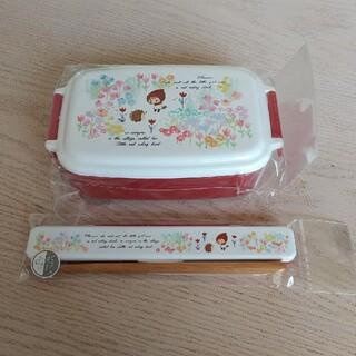 フェアリーテイル お弁当箱 お箸セット(弁当用品)