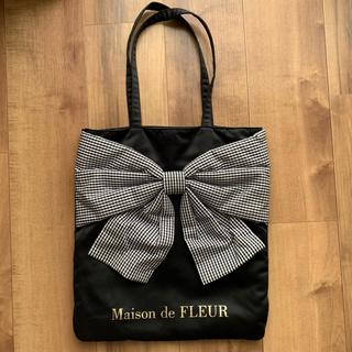 メゾンドフルール(Maison de FLEUR)の【新品・未使用💖】メゾンドフルール トートバッグ(トートバッグ)